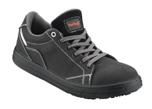 Boot Varie Mens Worktough dimensioni Sneaker 79sm Black Azxa41q
