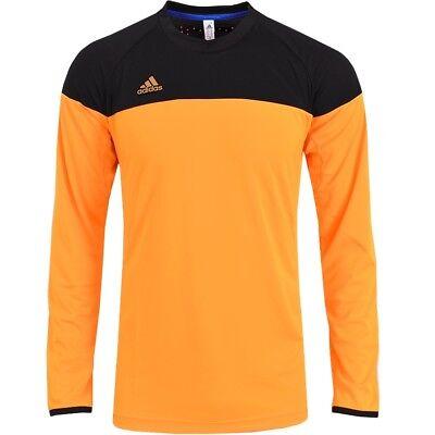 Onesto Adidas Climachill Uomo Sexi Sport Shirt Tapis Shirt Manica Lunga Arancione/nero-mostra Il Titolo Originale Profitto Piccolo