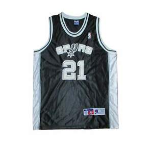 San-Antonio-Spurs-David-Robinson-Authentic-Custom-CHAMPION-Jersey-Sz-52