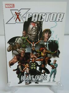 X-Factor-Heart-of-Ice-Vol-4-Marvel-TPB-Brand-New-Trade-Paperback-Comic-Book
