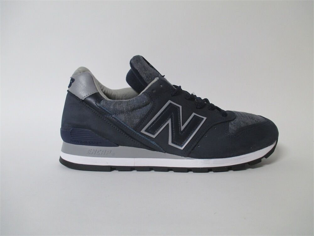 New Balance 996 Age of Exploration Made in USA Navy bluee Sz 7 M996DPLS