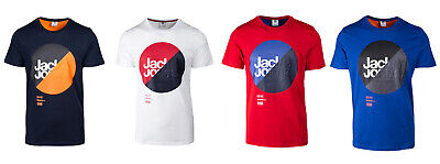Jack jones T-shirt uomo Xmas Pocket Tee SS Crew Neck 12143373