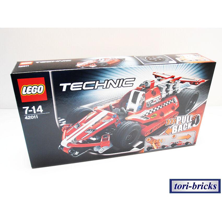 Lego Technic Set 42011 Action Rennwagen  NEU & OVP