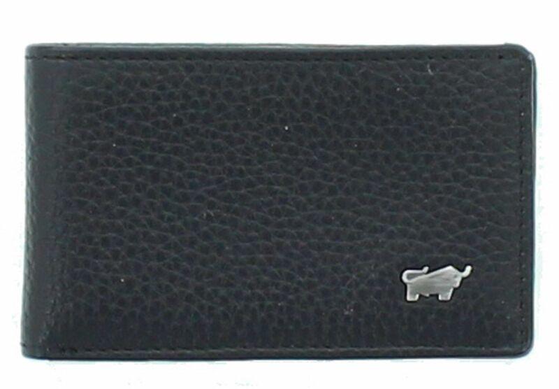 Braun Büffel Turin Wallet 1cs Xs Geldbörse Black Schwarz Neu
