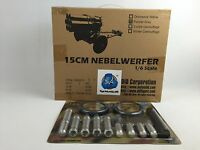 Did 1/6th Scale Wwii Nebelwerfer Panzar Yellow And One Set Of Accessories Set