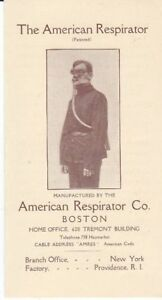 Original-1916-The-American-Respirator-Company-Illustrated-Brochure