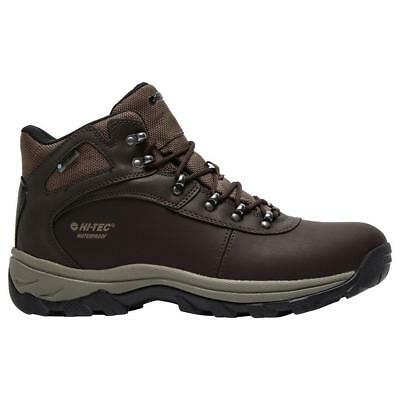 New Hi-Tec Men's Altitude Basecamp Walking Boots