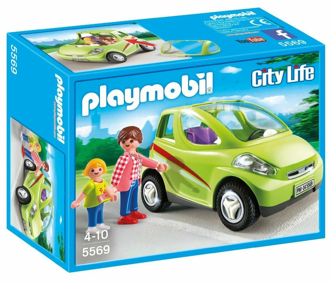 Playmobil 5569 - Coche de Ciudad - NUEVO