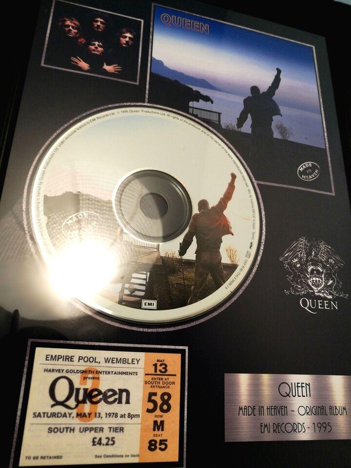 Queen: Made in Heaven, pop