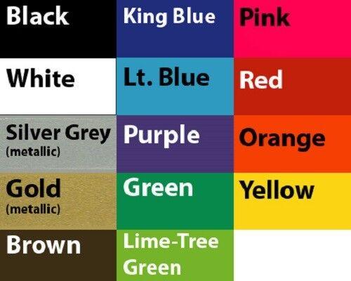 Choose Size /& Color Horseshoe Vinyl Sticker Decal Luck Race Horse Shoe