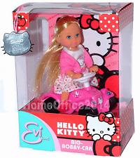 Hello Kitty Mini Muñeca en un coche Big Bobby Car Juguete Nuevo