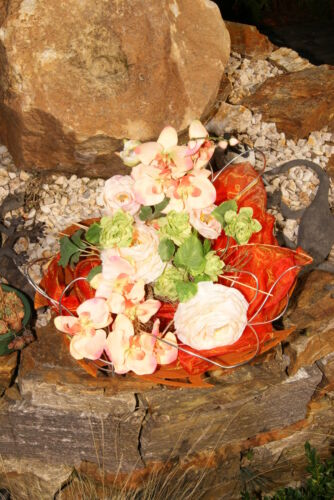 Schale Feuerschale Drachenflügel Rost Edelrost für Säule  Garten Pflanzschale