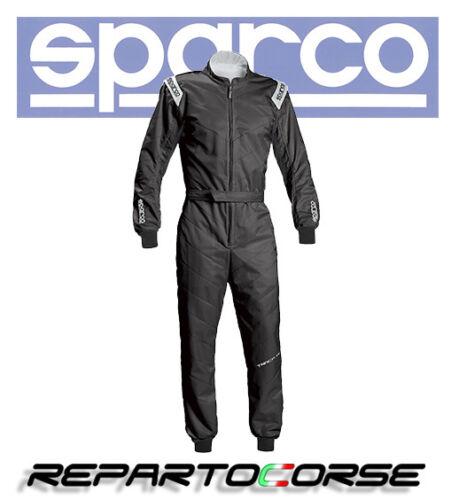 TUTA KART SPARCO 002337 TRACK KS-1 NERO