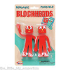 Gumby Blockheads 5 inch Bendable Pair Poseable Figures - Licensed Product