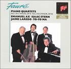 Faur': Piano Quartets (CD, Jan-1993, Sony Classical)