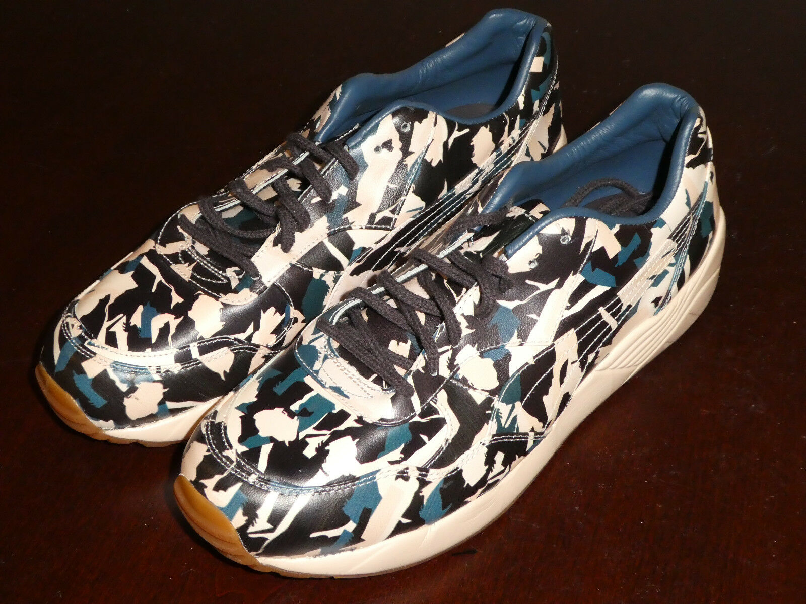 Puma XS 698 BWGH shoes mens new sneakers 357379 01 camo