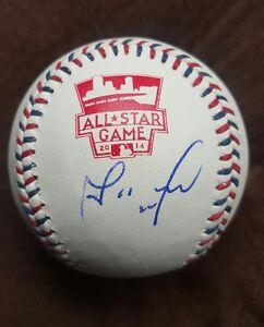 02af1d38b21 JOSE ALTUVE signed 2014 ALL-STAR Major League baseball HOUSTON ...