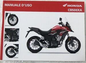 Manual-de-Usuario-Manuale-D-039-Uso-Honda-CB500-XA-00X4L-MJW-D200