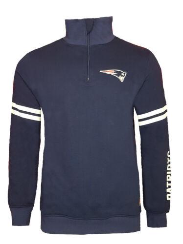 NFL New England Patriots Sweatshirt Mens S or M Jacket Zip Hoodie Hooded Top