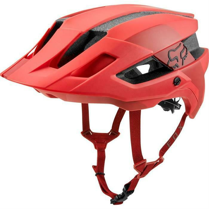Fox Flux MIPS conduit MTB TRAIL ENDURO casco Spring 2019 RIO ROSSO MOTOCROSS ENDURO