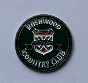 New Bushwood CC Caddyshack Golf Ball Marker with optional accessories