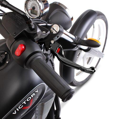 V-Trec VX Bremshebel+Kupplung kurz//lang für Harley Sportster 1200 Custom 14-16