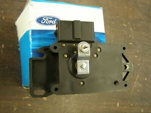 NOS-OEM-Ford-1985-1992-Lincoln-Mark-7-Blend-Door-Motor-1986-1987-1988-1989-1990