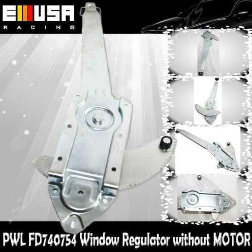 FRONT Passenger Window Regulator w//o Motor for 81-97 Ford F150 F250 F350 740754