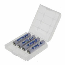 4x PANASONIC SANYO ENELOOP AAA BK-4MCCE AKKU ACCU BATTERY MICRO HR03 --- NEU