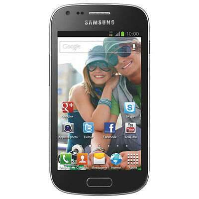 UNLOCKED Samsung Galaxy Ace II 2 X GT-S7560M Google Android Phone, 5MP,BLACK,NEW