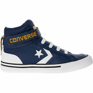 84fa892fee9a Image is loading CONVERSE-Kids-039-Pro-Blaze-Strap-Hi-Top-