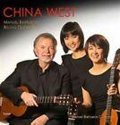 China West-music for Three Guitars - Manuel Barrueco 2014 CD