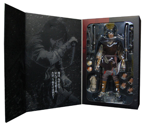KAMUI GAIDEN MMS112 MMS 112 Hottoys Hot Toys New MISB MINT Best Deal Courier