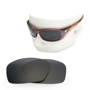 8d93431321 Image is loading OOWLIT-Replacement-Sunglass-Lenses-for-Oakley-Hijinx- POLARIZED-