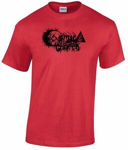 Cosmic-Church-Logo-T-shirt-Unisex-Mens-Ladies-clandestine-blaze-musta-surma-mgla