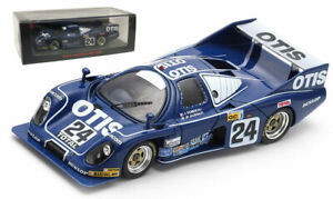 Spark S2273 Rondeau M382 #24 Le Mans 1982 Jaussaud/pescarolo échelle 1/43-rolo 1/43 Scale Fr-fr Afficher Le Titre D'origine