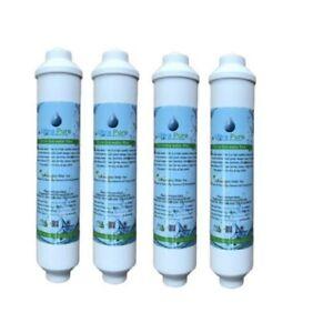 4-X-IN-LINE-Filtri-Acqua-Frigo-Compatibile-Con-Samsung-Daewoo-LG-ETC