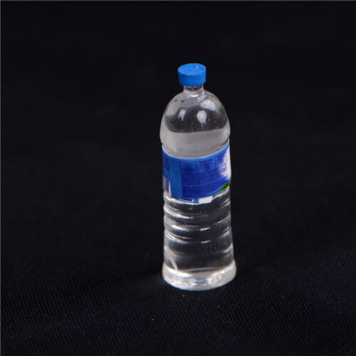 4X Dollhouse Miniature Bottled Mineral Water 1//6 1//12 Scale Model Home Decor BSC