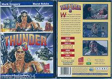Thunder III 3 (1988) DVD NUOVO Mark Gregory. John Phillip Law. Werner Pochath