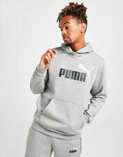 New Puma Men's Core Logo Overhead Hoodie from JD Outlet
