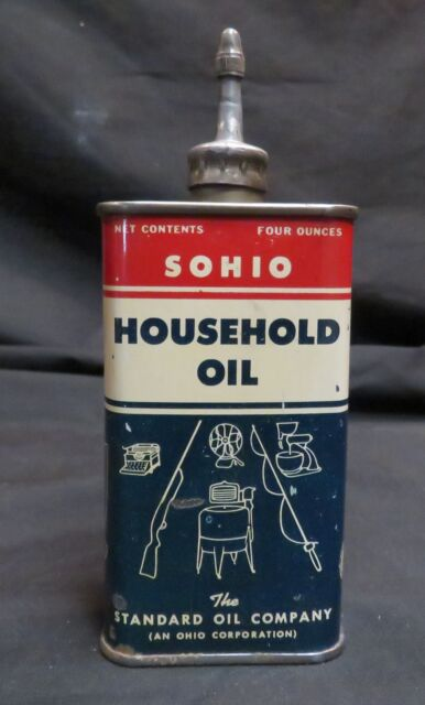 2 Rare SOHIO Standard Oil of Ohio Chevron Stickers Set New NOS 1970s