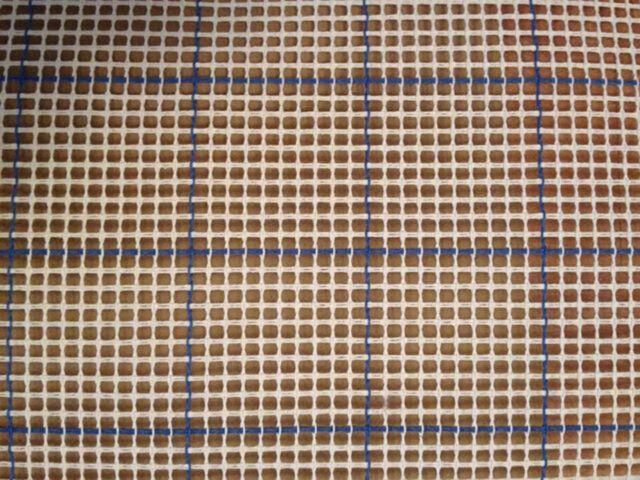 Latch Hook Canvas Rug For Making 3hpi 50x50cm Zweigart