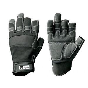 Süß GehäRtet Handschuhe Für Veranstaltungstechnik Rigging Arbeitskleidung & -schutz größe Xxl Einfach Zu Verwenden Agrar, Forst & Kommune