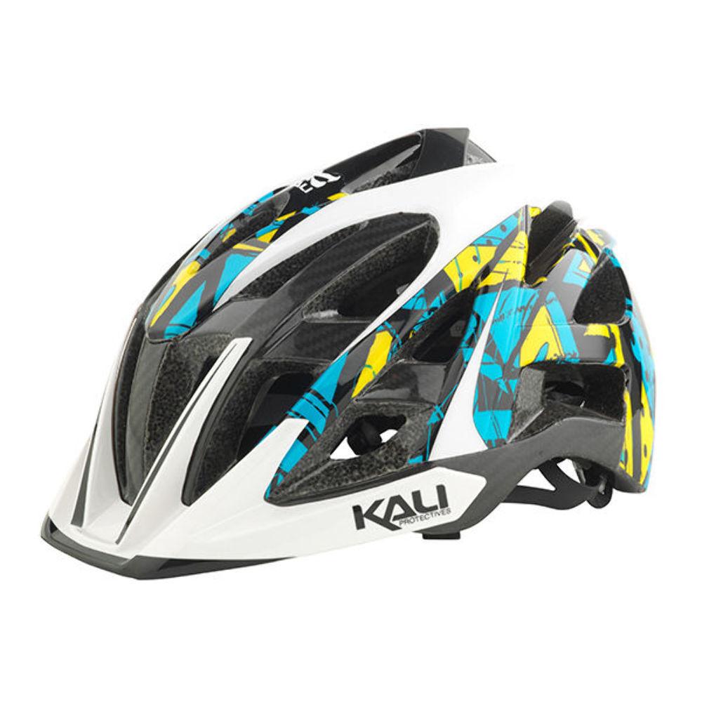 Kali Predectives Avana Mountain Bike Mtb Helmet Racer Flash XS S 50-54cm New