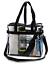 Clear-Tote-Bag-Transparent-Backpack-Purse-Shoulder-Handbag-NFL-Stadium-Approved thumbnail 1