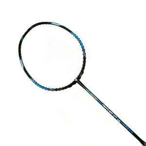 APACS-FEATHER-WEIGHT-55-Blue-World-Lightest-Badminton-Racket-Free-String-Grip