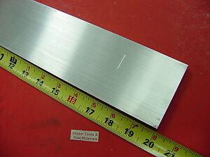 "2 Pieces 3//8/"" X 1/"" ALUMINUM 6061 T6 FLAT BAR 18/"" long .375/"" Solid Mill Stock"
