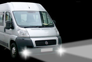 led tagfahrlicht fiat ducato 2006 2013 scheinwerfer. Black Bedroom Furniture Sets. Home Design Ideas