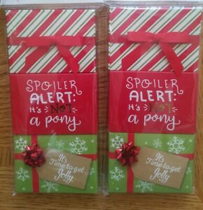 Details About New Christmas Gift Card Holders Set Of 6 Holiday Gift Boxes
