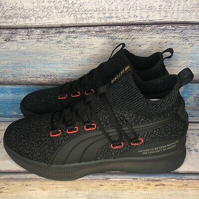 New With Box Puma Clyde Court REFORM Size US 13 UK 12 EUR 47 192892 01 Black | eBay